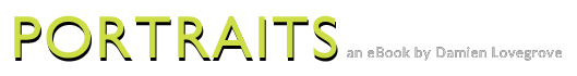 Lovegrove Portraits logo