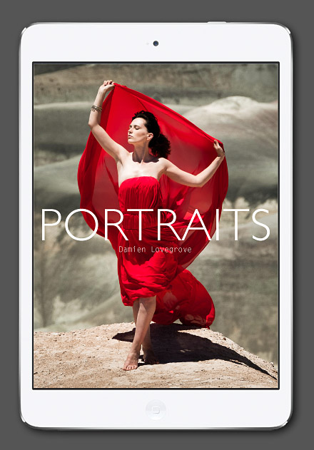 Portraits - Cover Option A